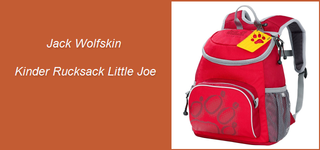 Kinderrucksack Little Joe